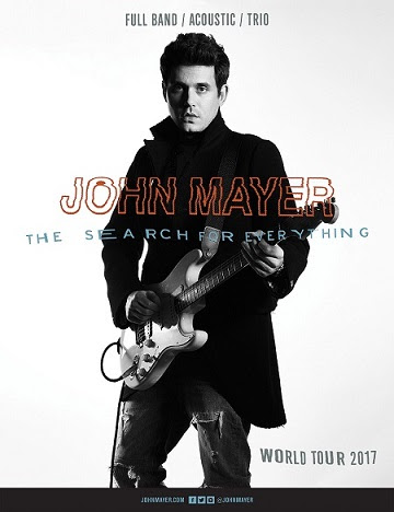 John Mayer Adds Summer Shows to Tour