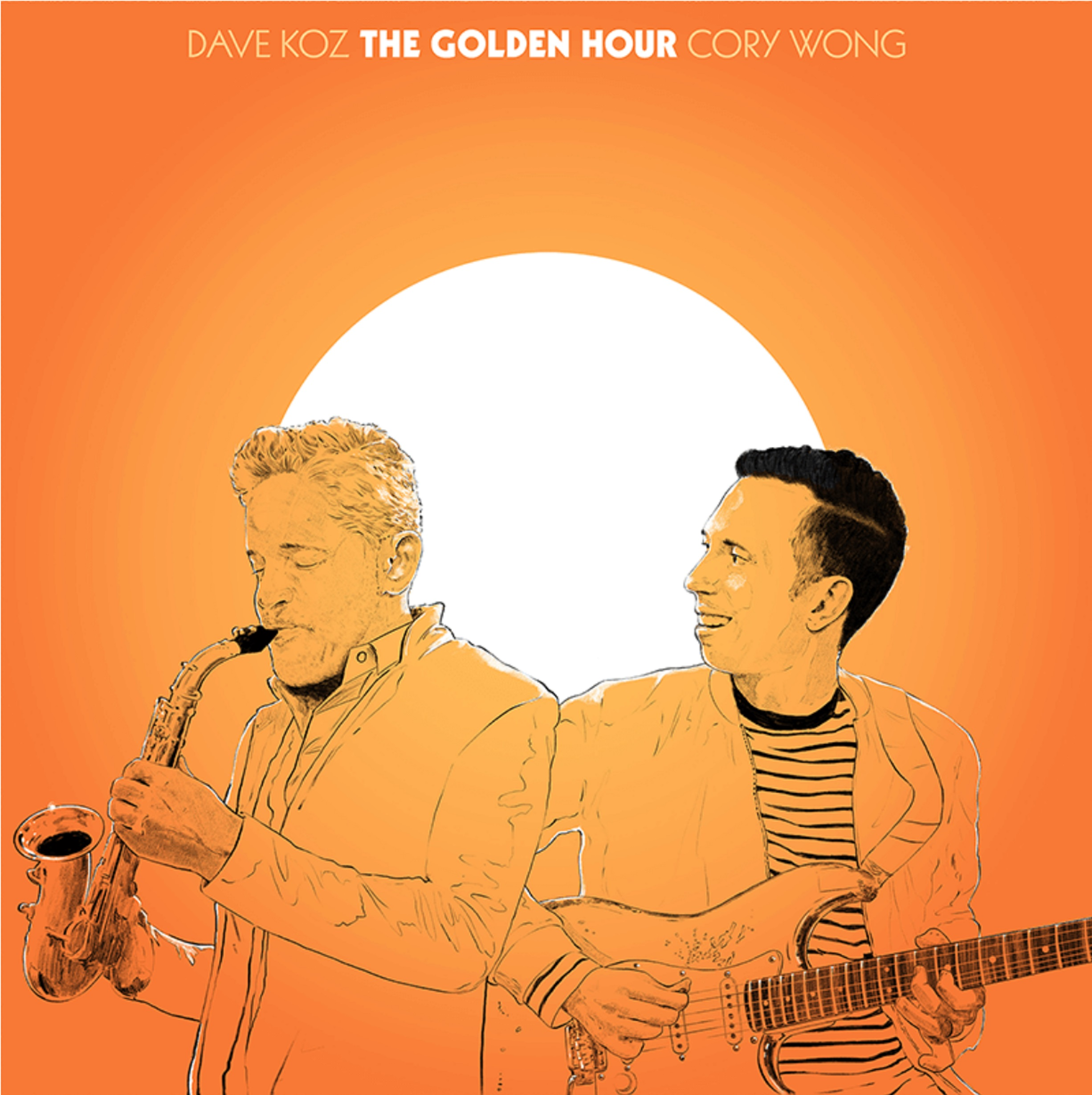 Cory Wong and Dave Koz announce collab record; first song out today
