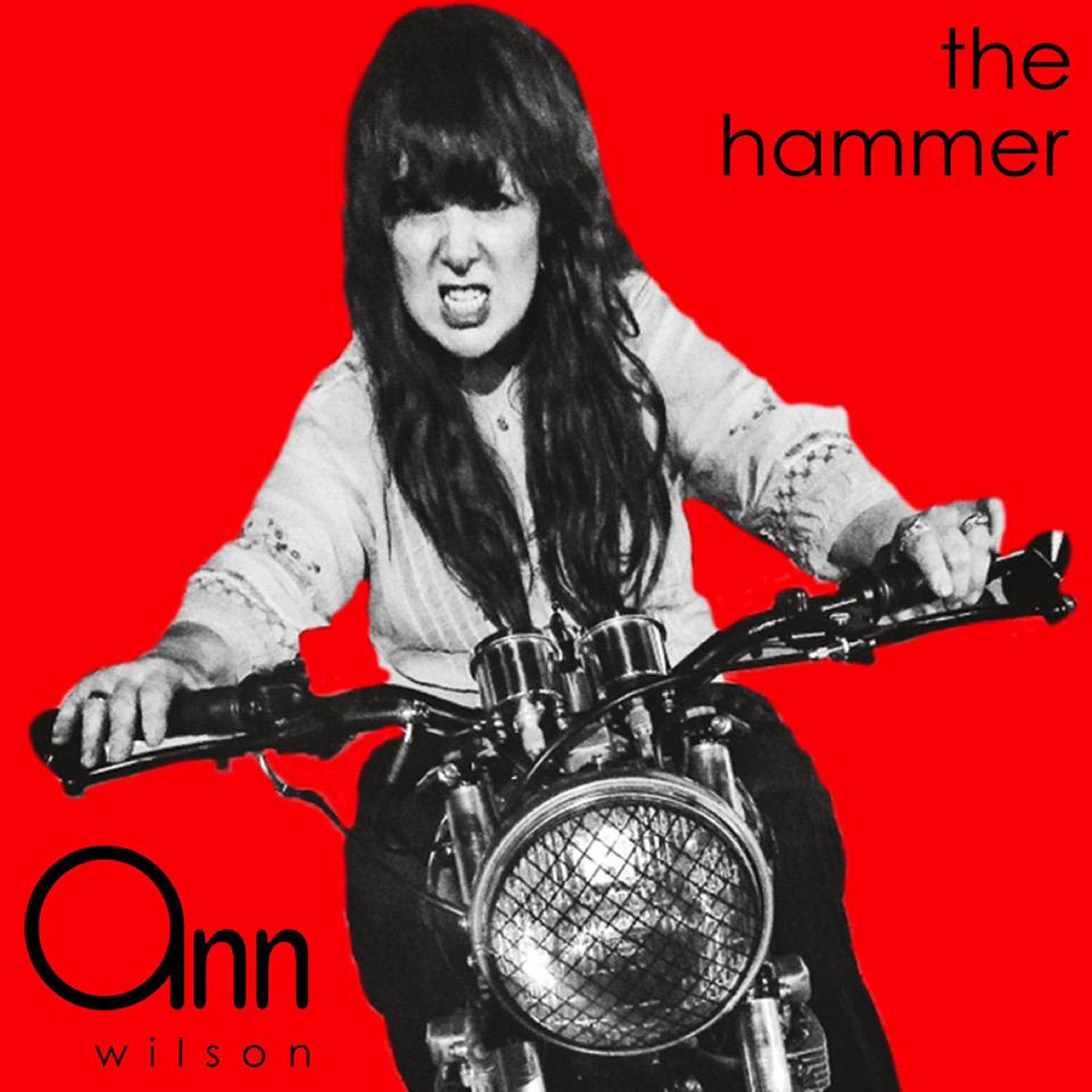 "Ann Wilson returns to power rock roots with new single, ""The Hammer"""