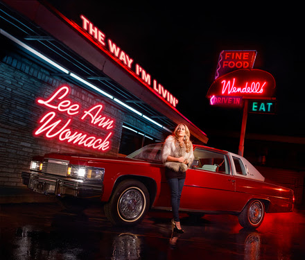"Lee Ann Womack Returns To ""The View"" 8/11"
