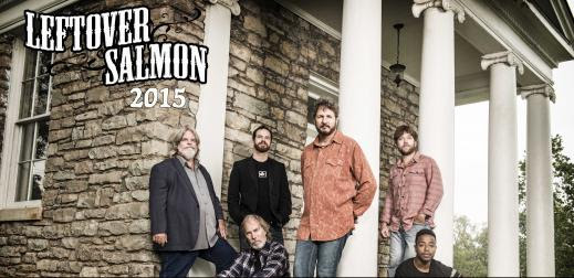 Leftover Salmon Announces Thanksgiving shows in Boulder