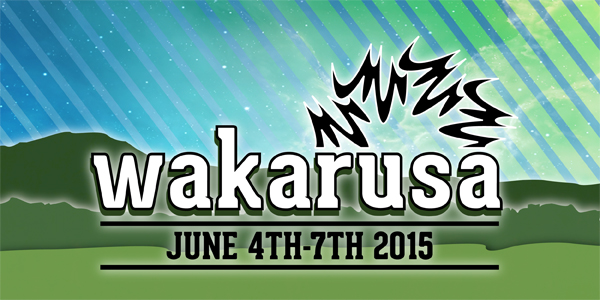 Wakarusa Announces Third and Final Artist Lineup for 2015