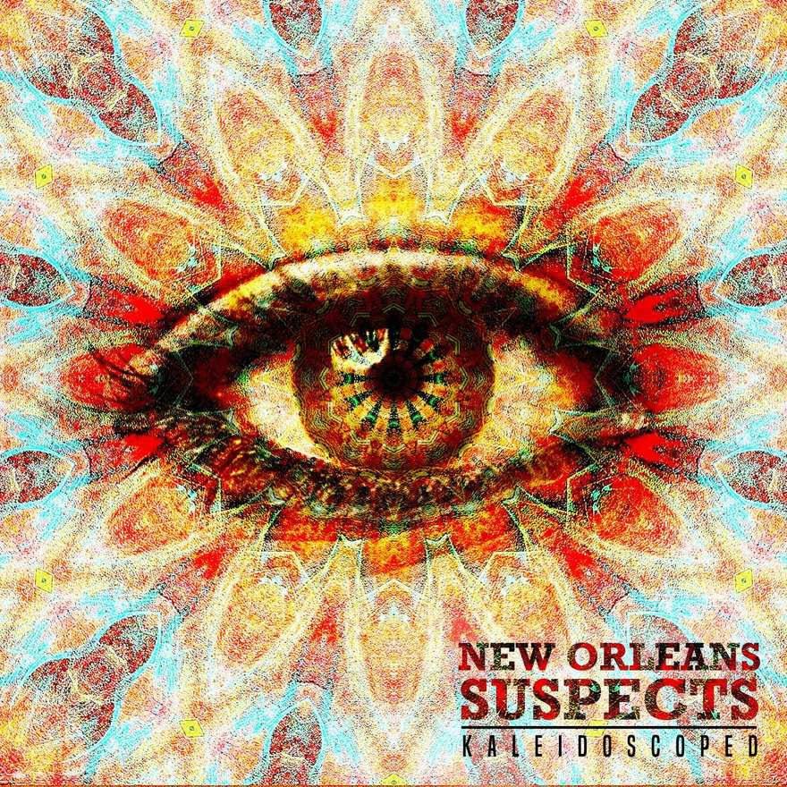 New Orleans Suspects To Release Kaleidoscoped on 9/16