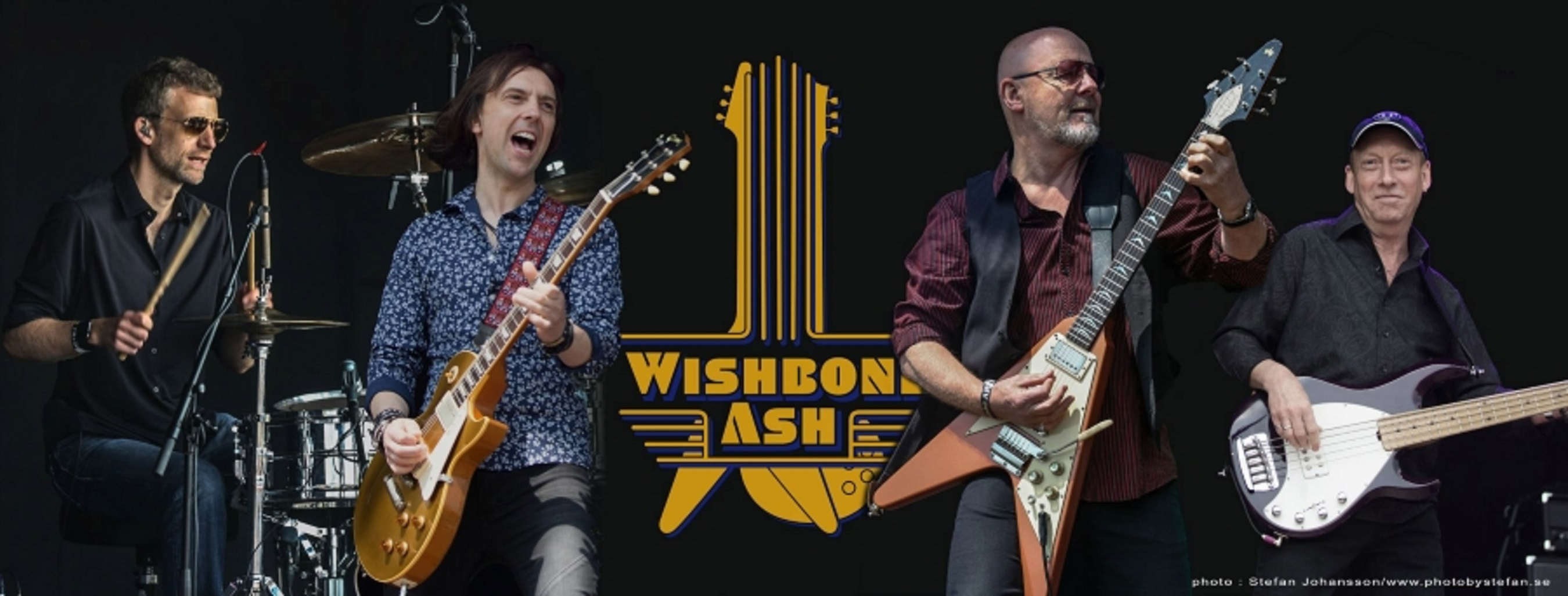 Wishbone Ash Hit the Open Road on Spring US Tour