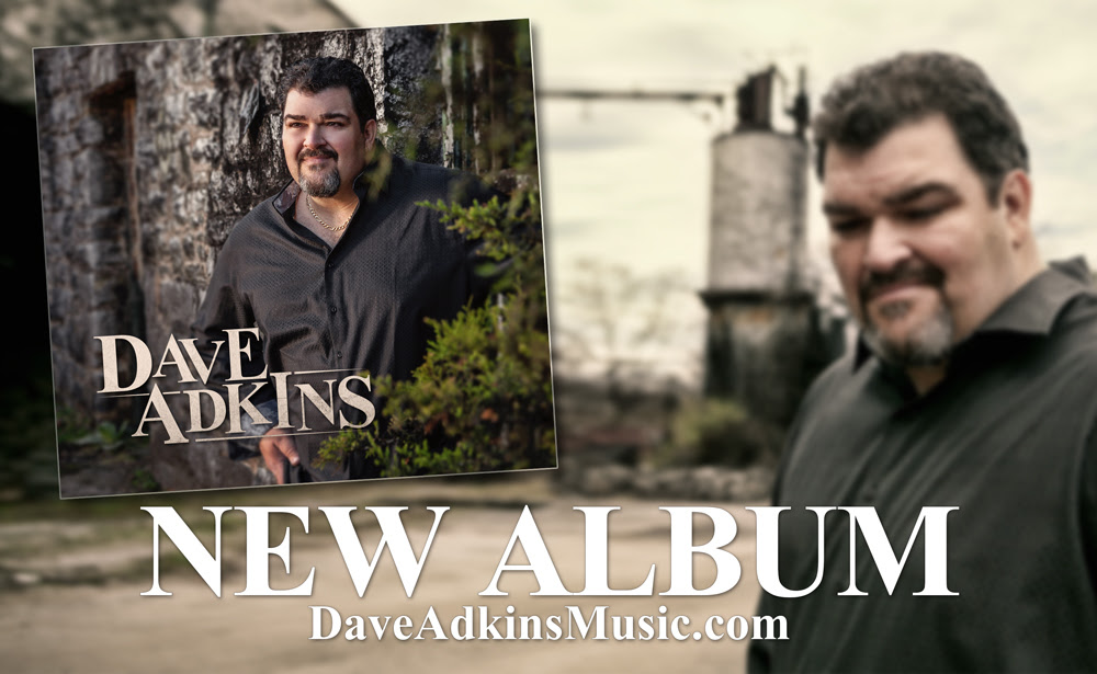 Dave Adkins Debuts at #1 on Billboard Top Bluegrass Albums Chart