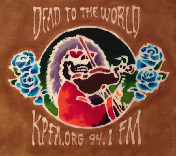 Auction Items Announced for the 29th Annual KPFA Grateful Dead Marathon