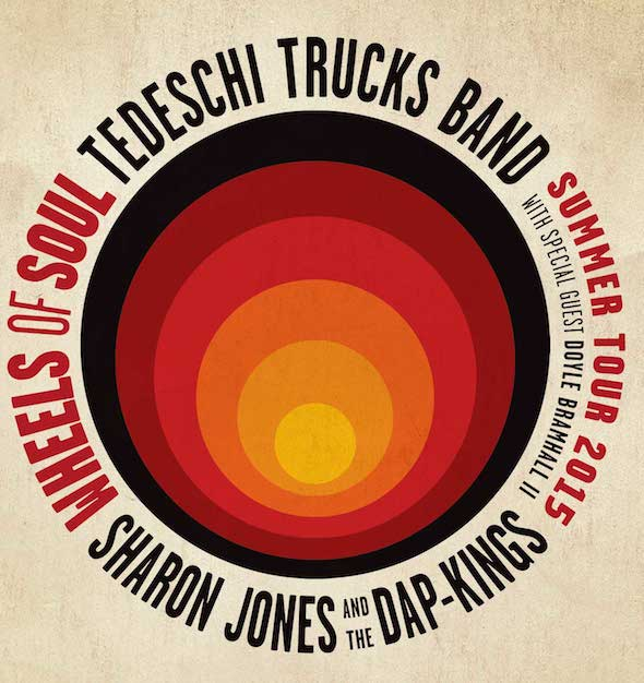 Tedeschi Trucks Band Announces 2nd Leg Summer Tour