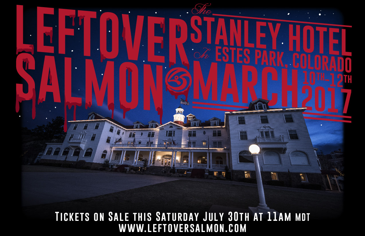 Leftover Salmon Returns to The Stanley in 2017