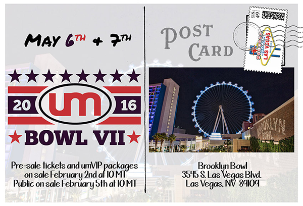 UMBowl VII Returns to the Brooklyn Bowl