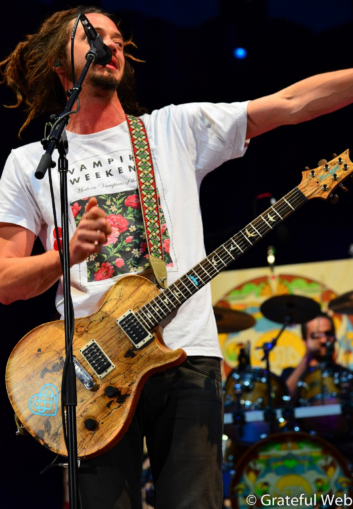 Grateful Web Interview with SOJA's Jacob Hemphill