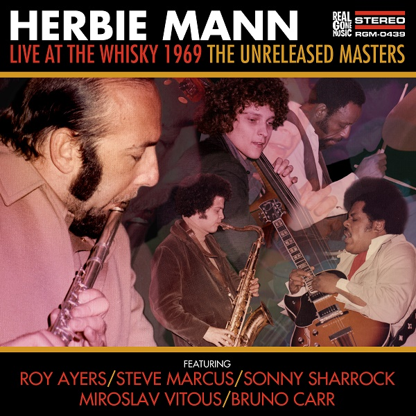 Herbie Mann Live at the Whisky 1969