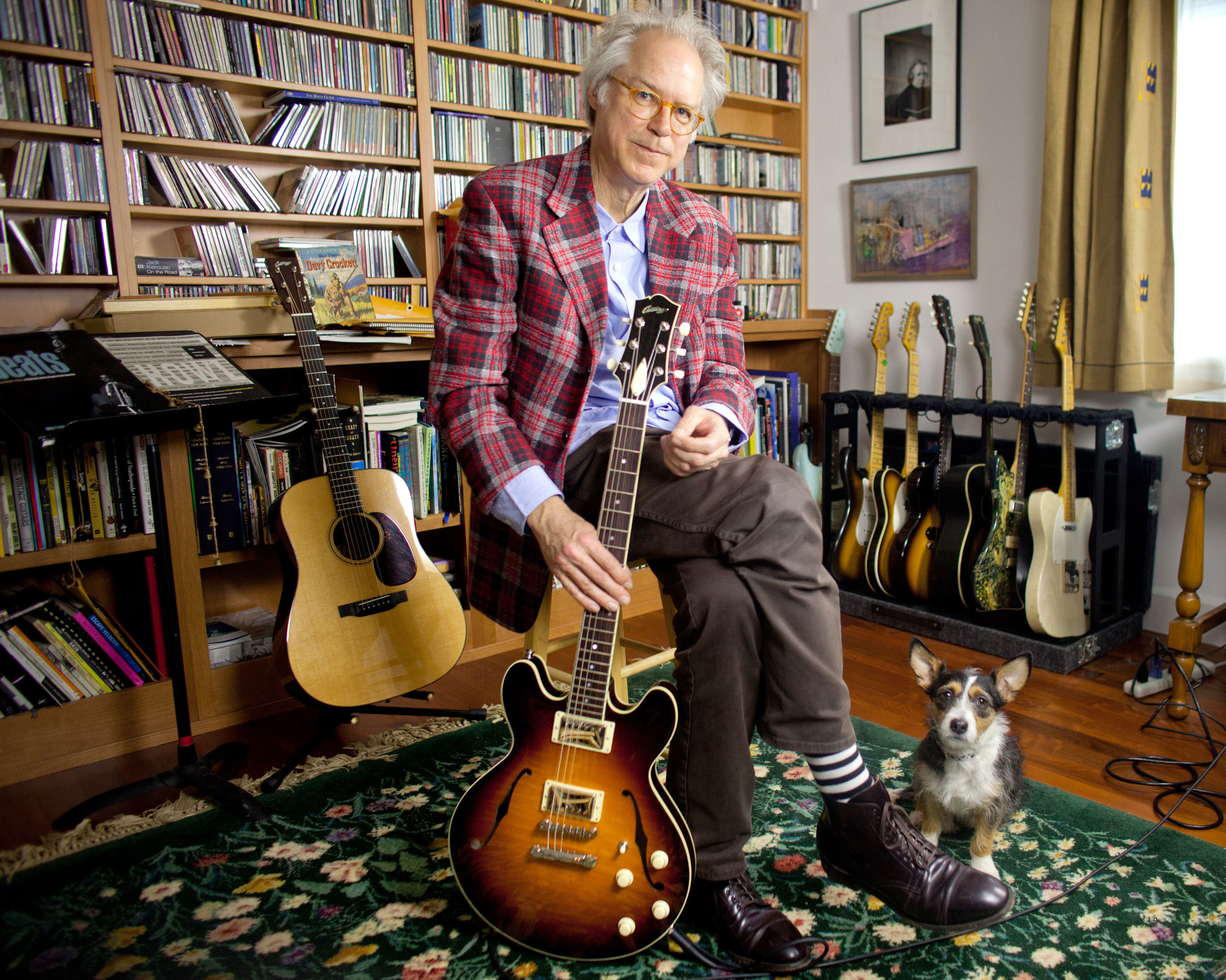 Bill Frisell headlines the 8th Les Paul Festival
