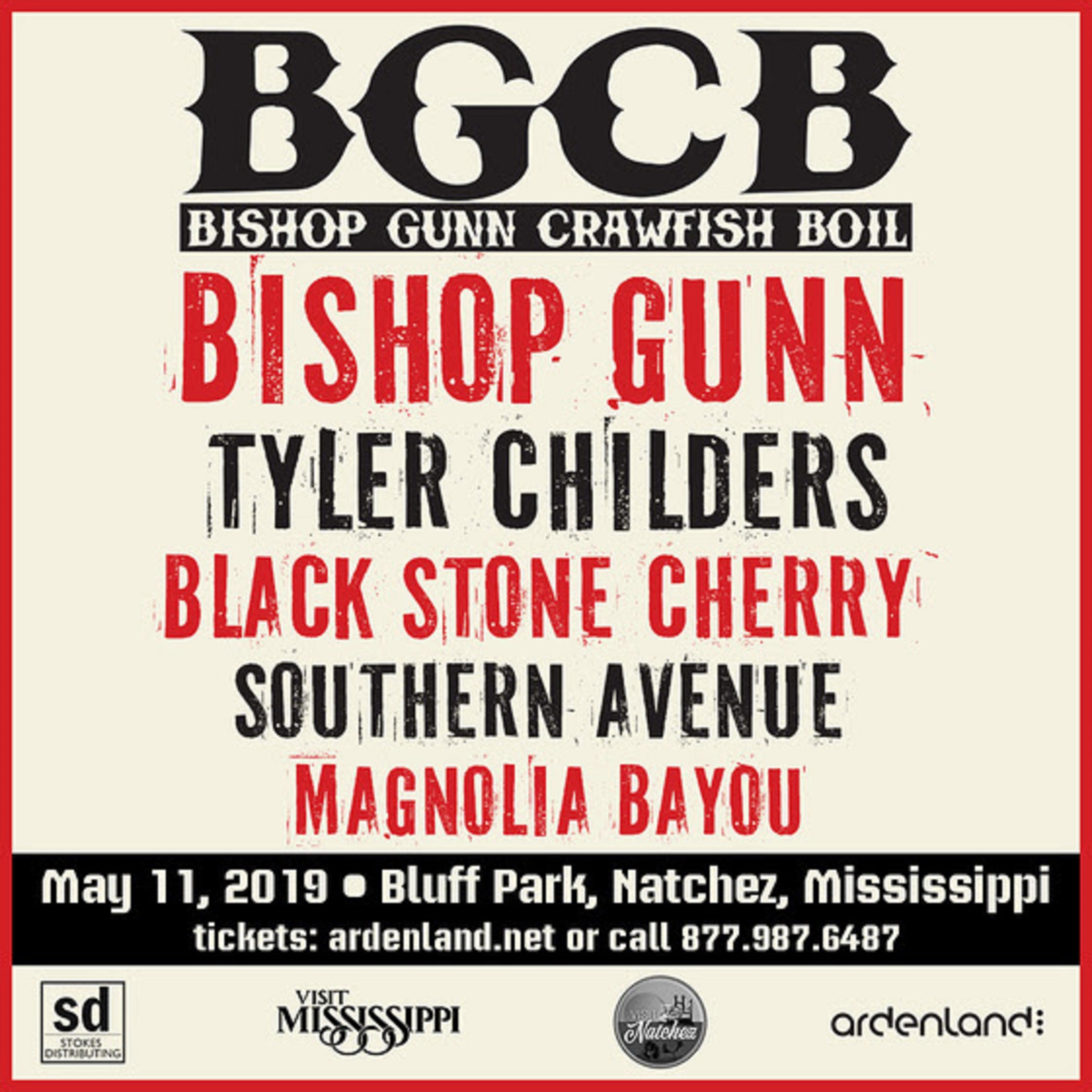 The Bishop Gunn Crawfish Boil Returns To Natchez With Star Studded Line Up