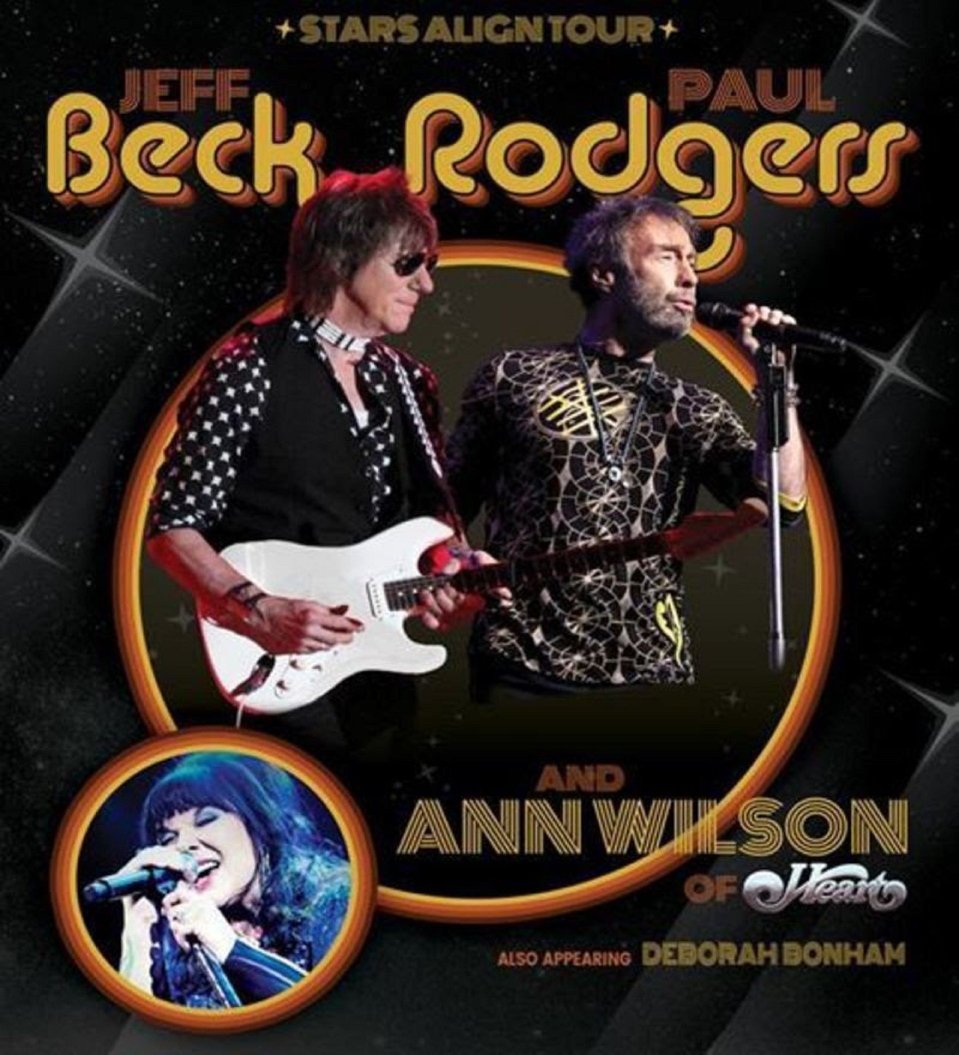 Stars Align Tour Begins With Paul Rodgers and Jeff Beck