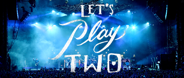 Pearl Jam set to release 'Let's Play Two'