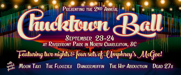 Announcing the 2nd Annual Chucktown Ball