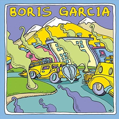 Boris Garcia's Around Some Corner Out 7/14