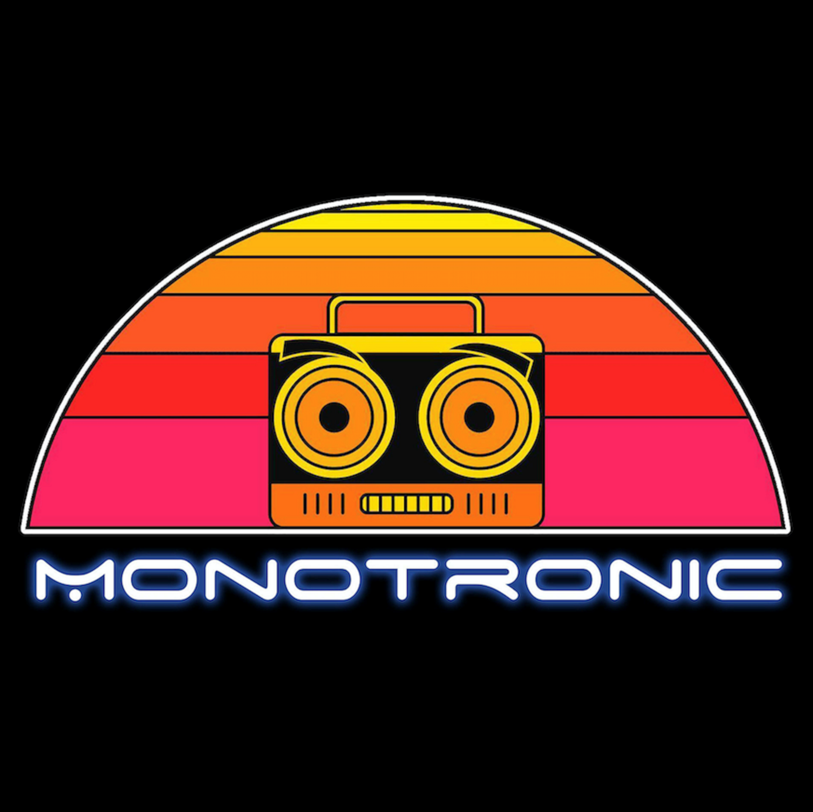 Monotronic SELF-TITLED ALBUMDUE OUT 9/27