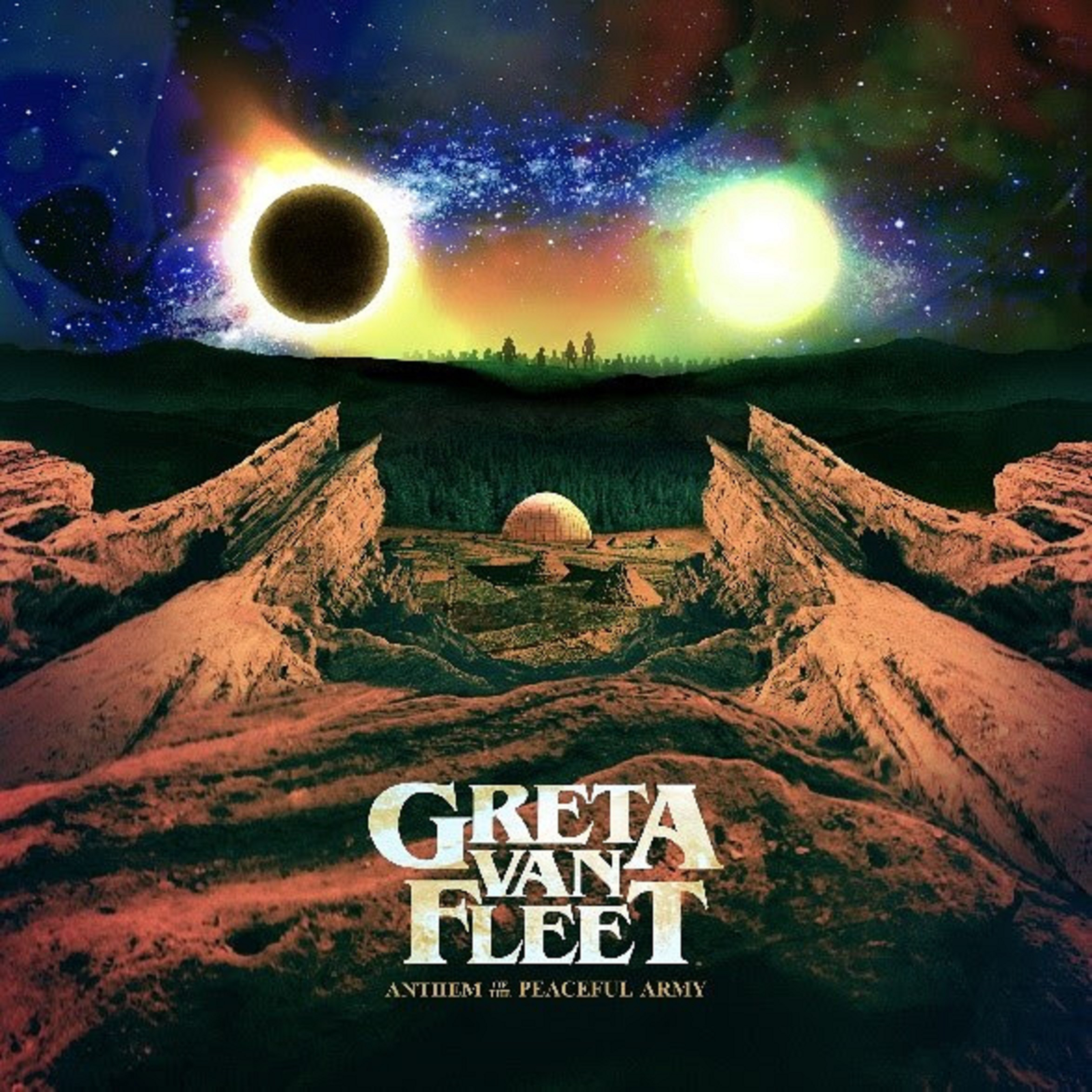 Greta Van Fleet enters the Billboard Top Album Sales chart at #1