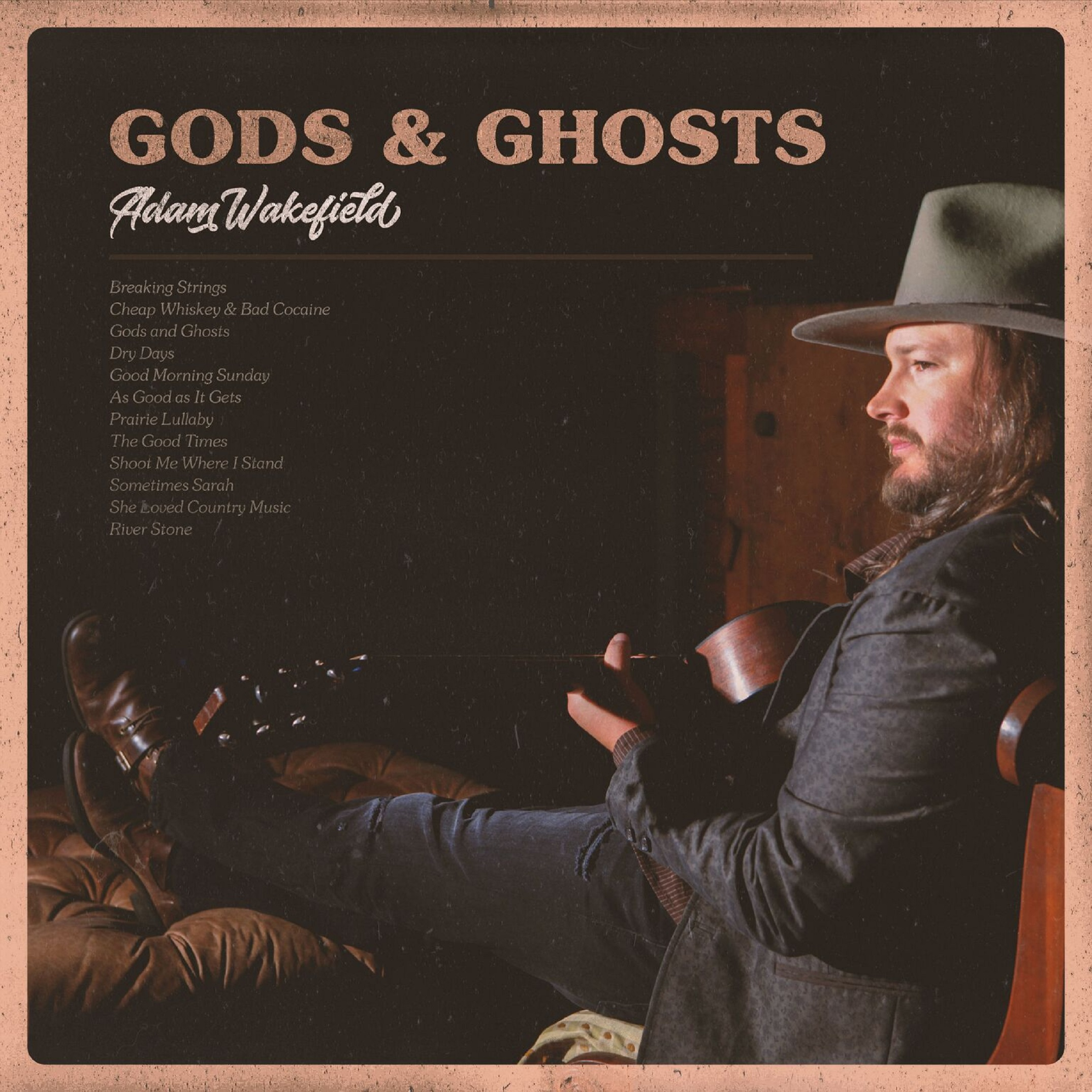 Adam Wakefield | Gods & Ghosts | Review