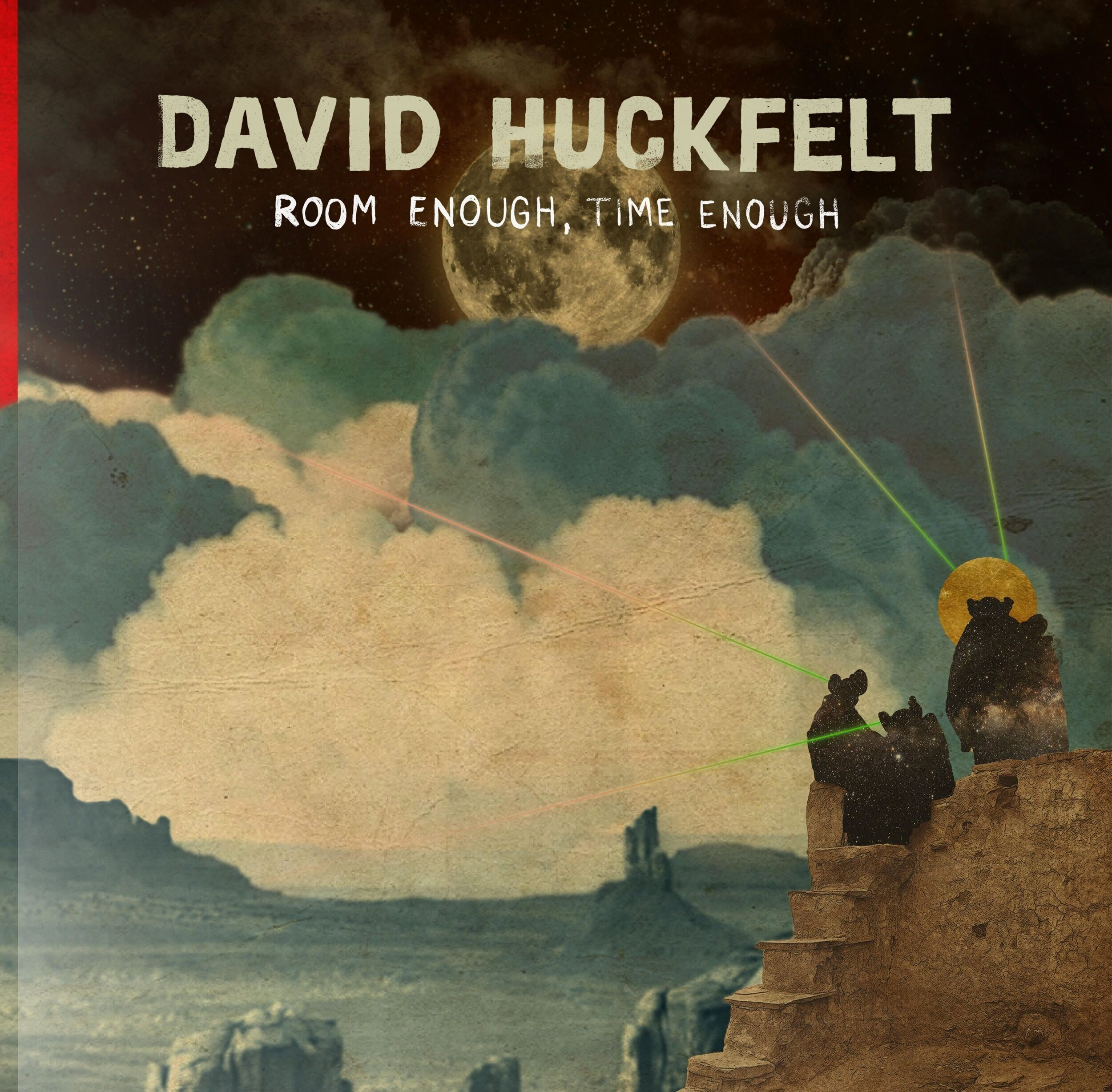 "David Huckfelt Pays Tribute to Indigenous Resisters and Water and Land Protectors on ""Book of Life"""