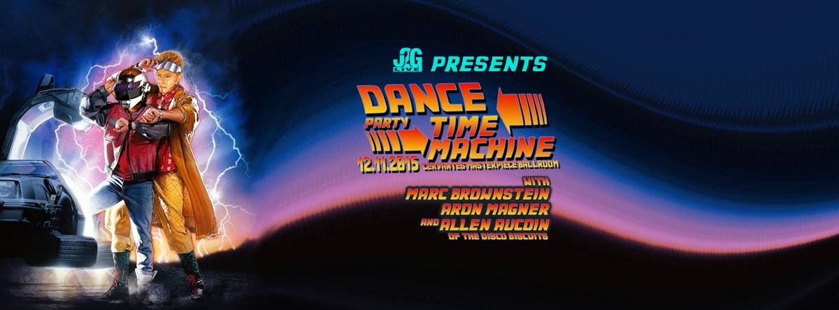 The Dance Party Time Machine is Back!