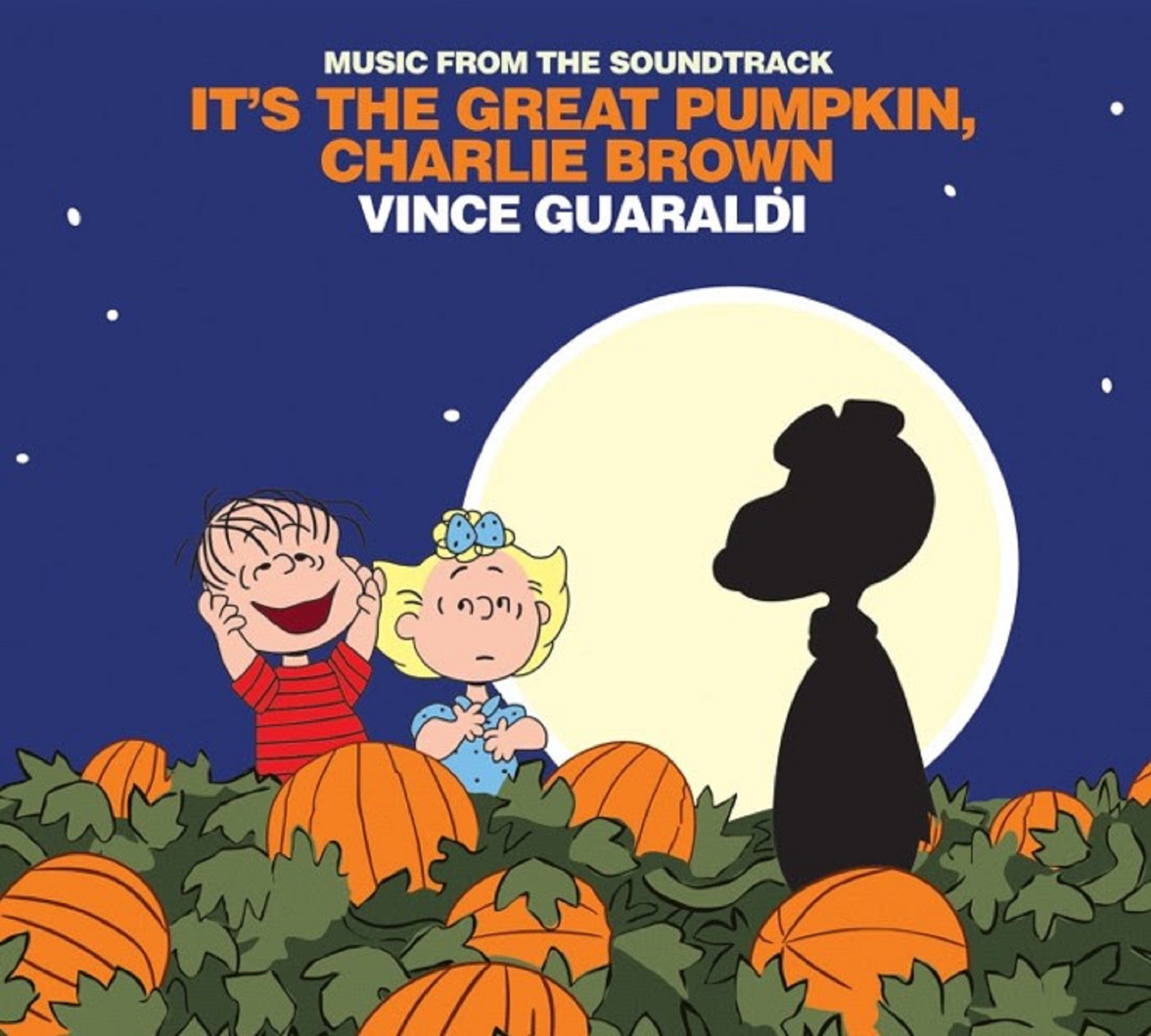 'It's The Great Pumpkin, Charlie Brown (Music From The Soundtrack)' Available For The First Time Ever On CD and Digital October 5