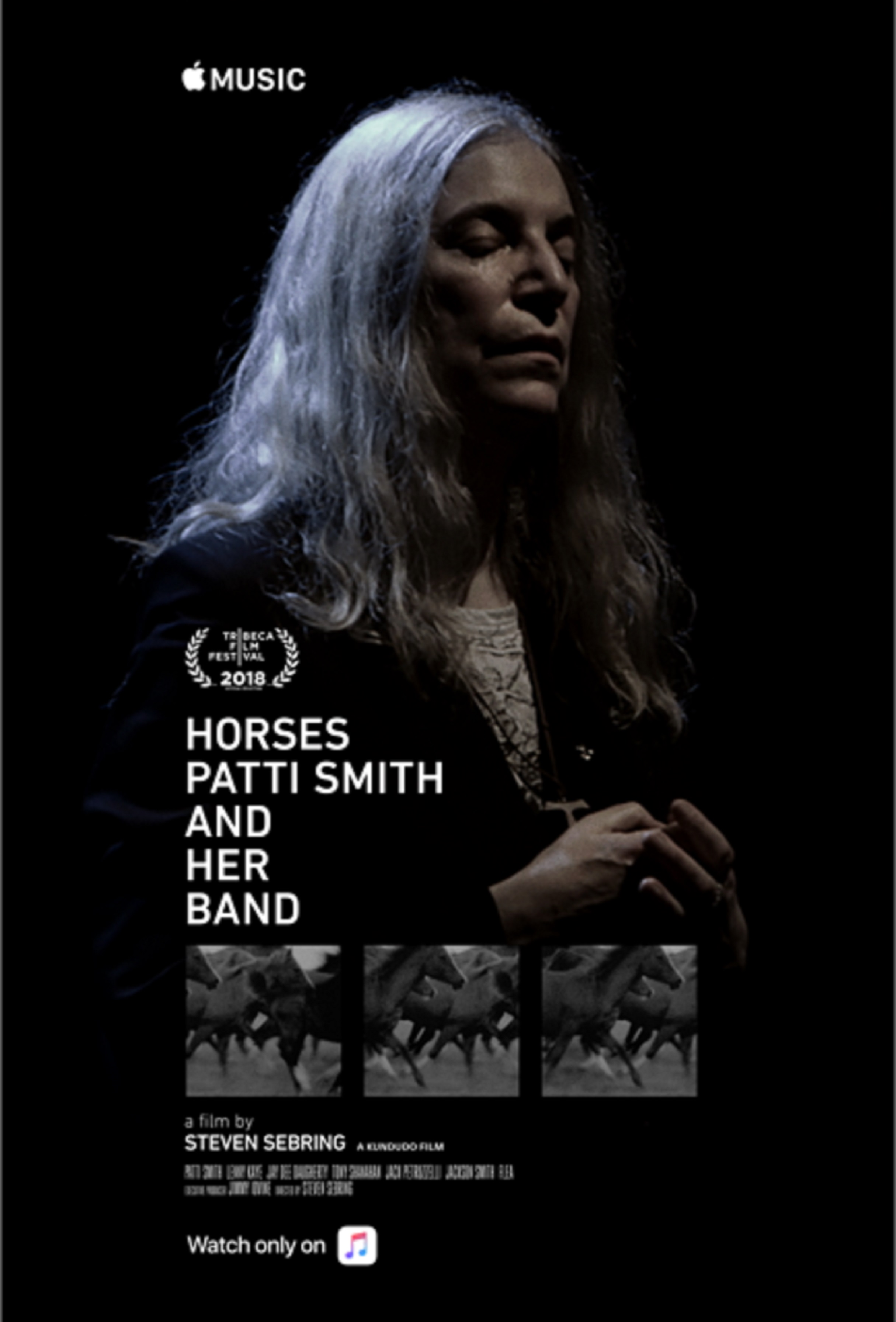 """Horses: Patti Smith and Her Band"" Feature Documentary"