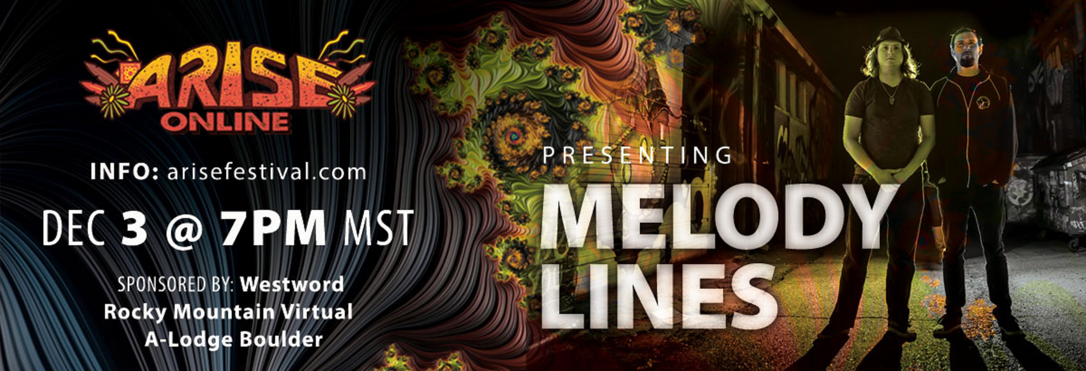 ARISE Online Continues Momentum with Melody Lines on December 3, 2020