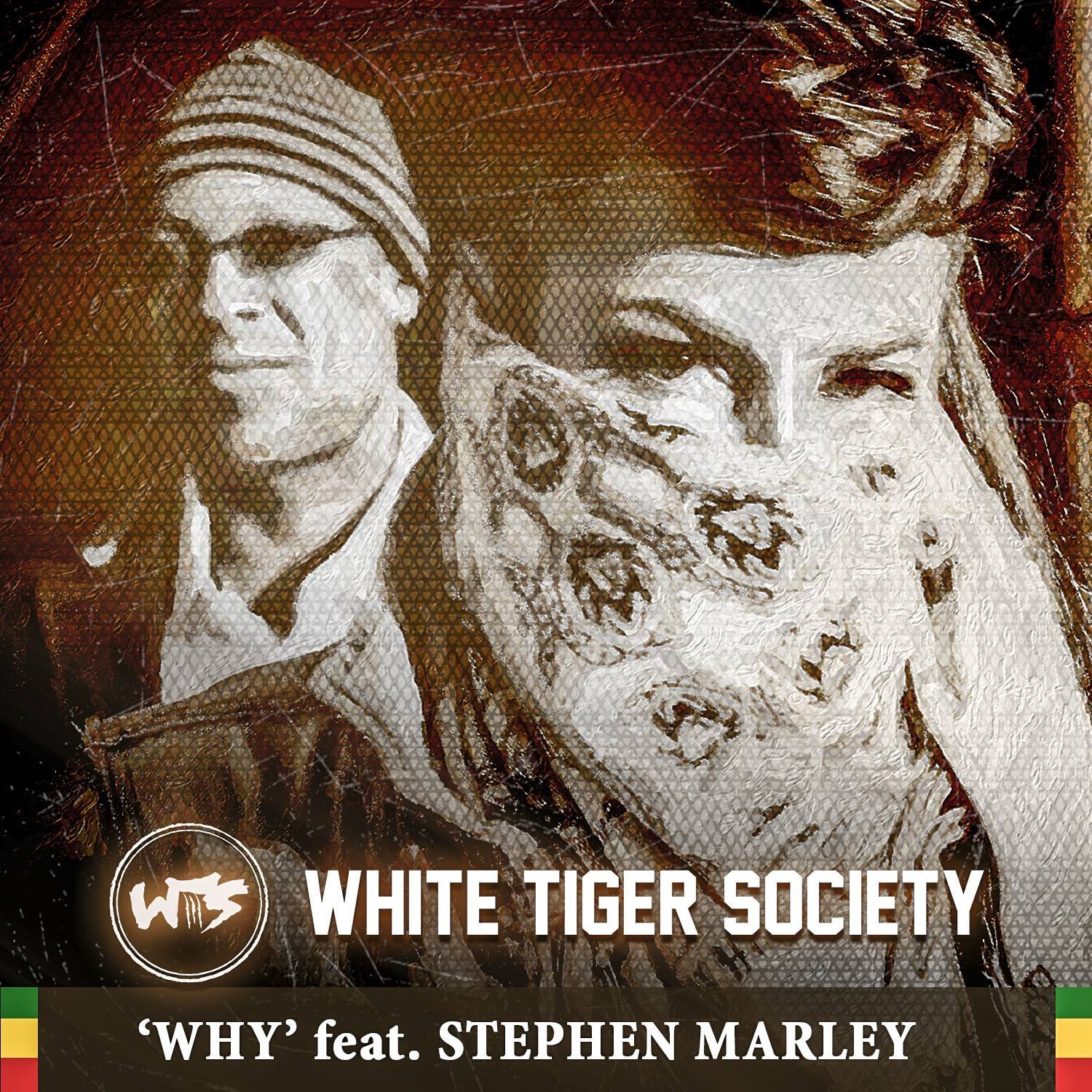 White Tiger Society feat. Stephen Marley