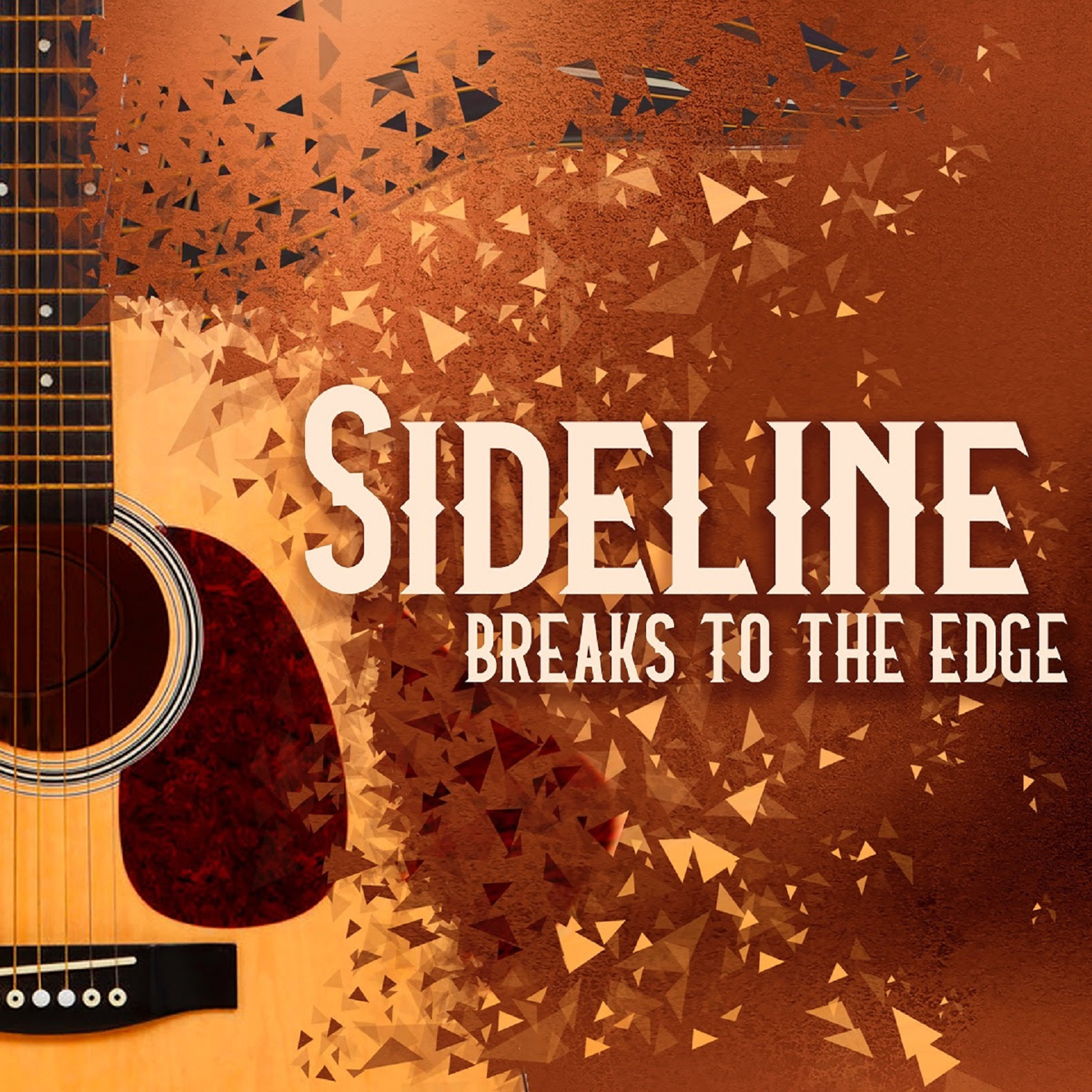 Sideline returns with new album, Breaks To The Edge