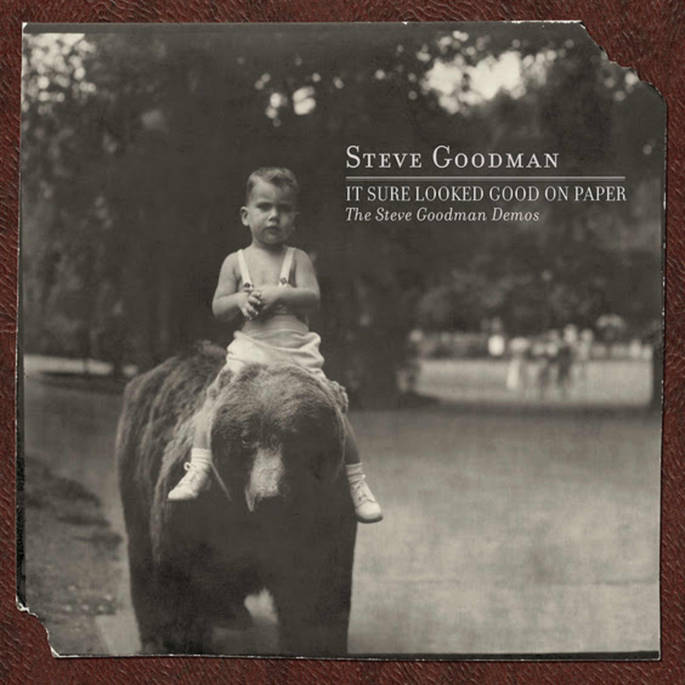 Steve Goodman unheard music coming from Omnivore on May 14th