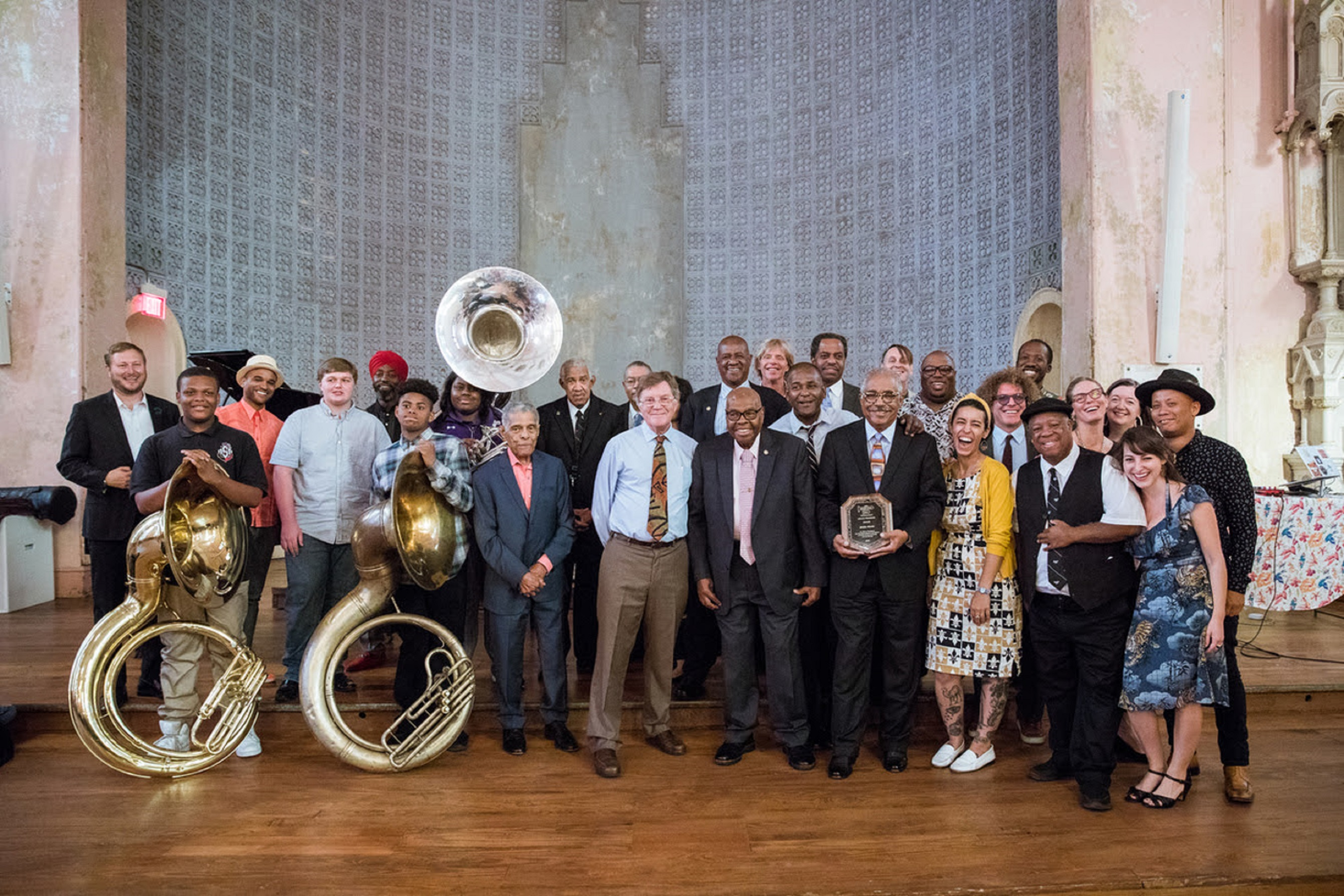 Help support the Preservation Hall Musical Collective