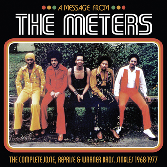 Real Gone Music's September Releases Include The Meters, The Isley Bros
