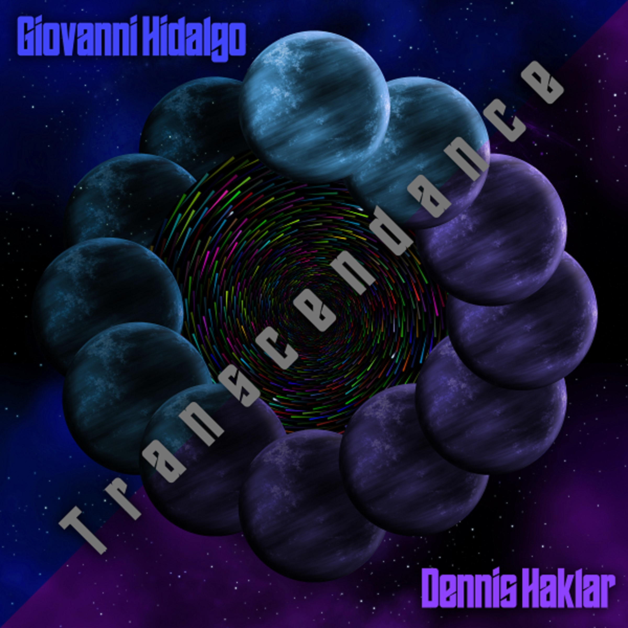 "Giovanni Hidalgo & Guitarist Dennis Haklar Journey Into Inner Worlds On New Album ""Transcendance"""
