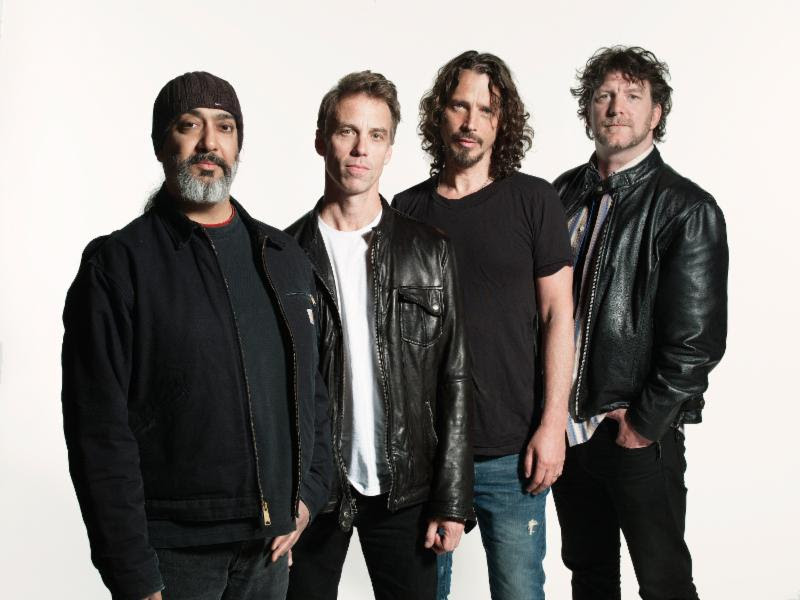 Soundgarden Kicks Off North American Tour