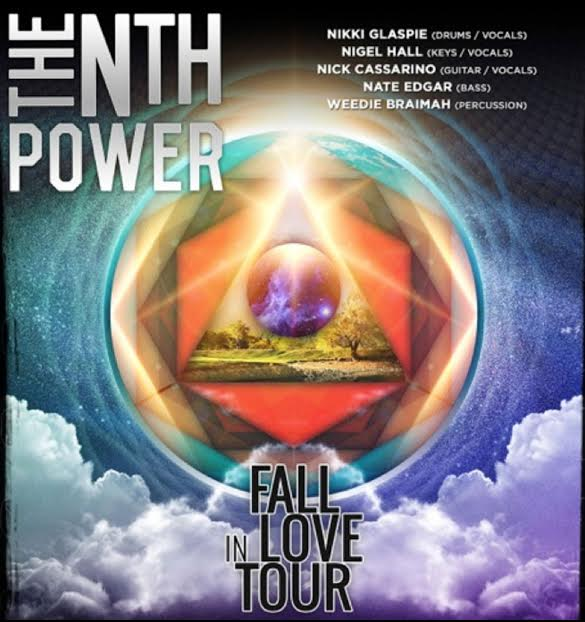 "The Nth Power Begin ""Fall In Love"" Tour"