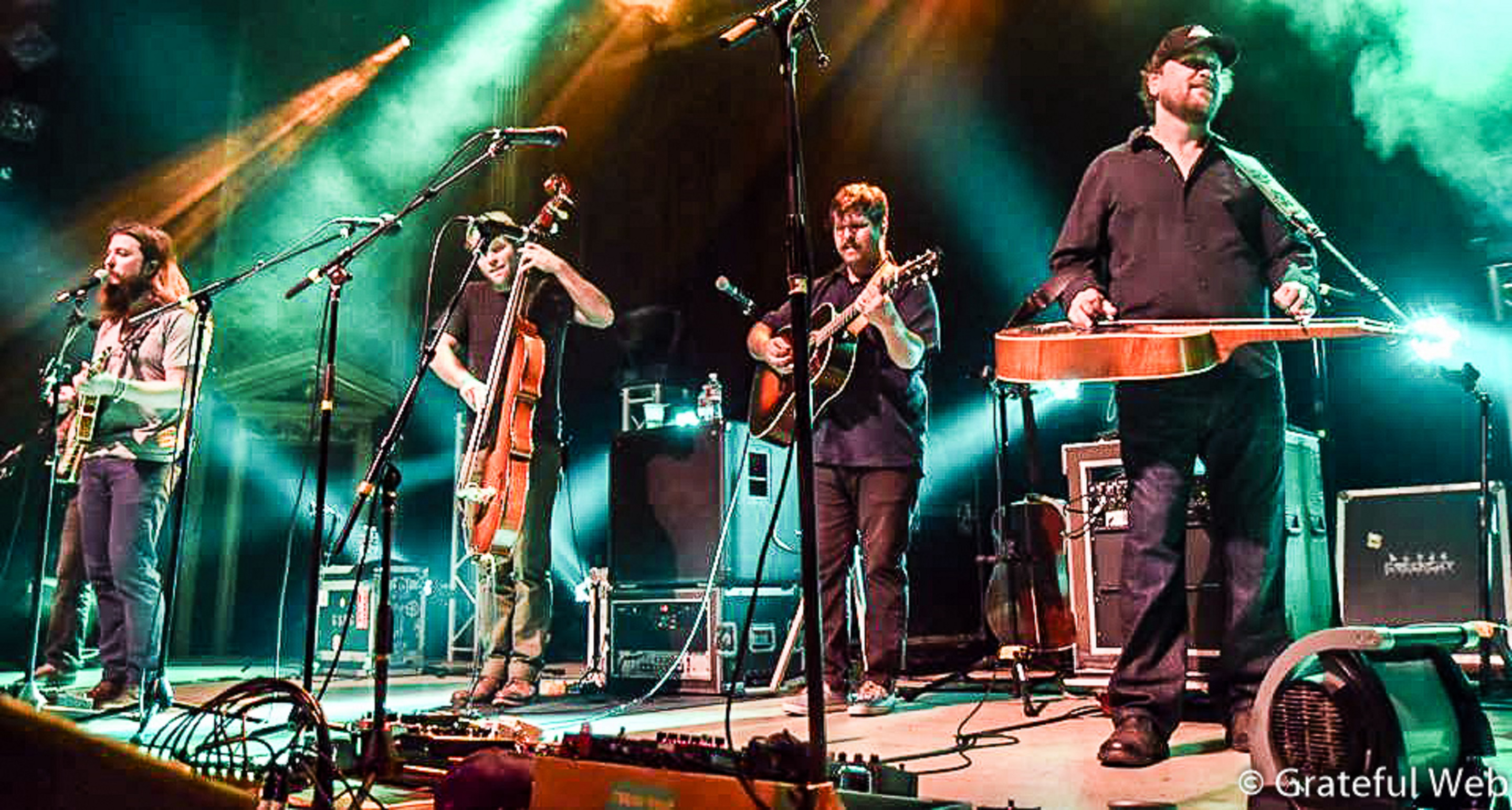 Greensky Bluegrass | Ogden Theatre | 10/24/14