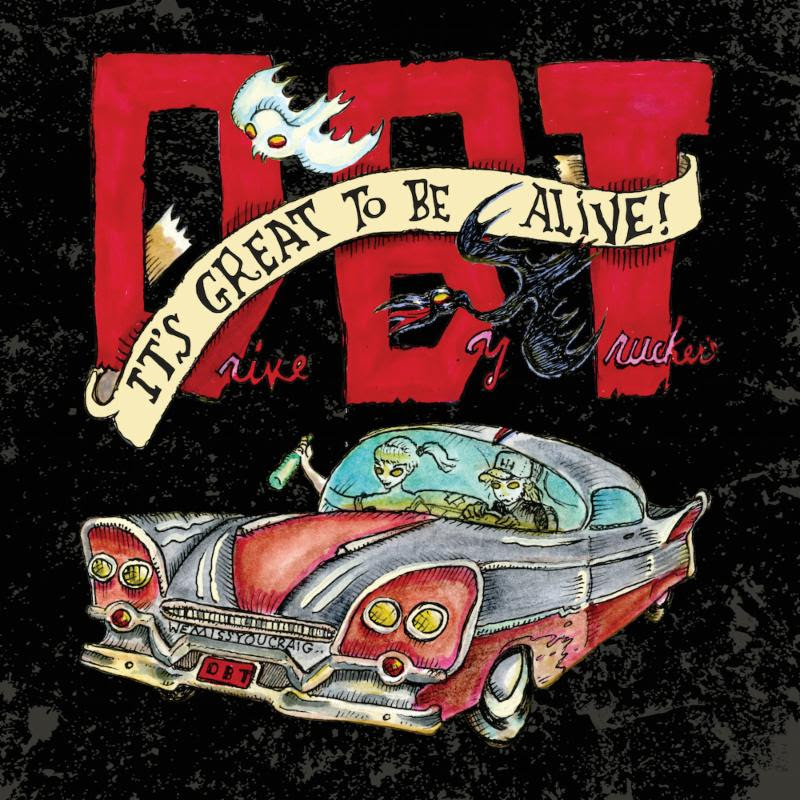 Drive-By Truckers Announce Deluxe 5 LP Live Album