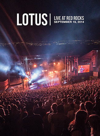 Lotus to release Live at Red Rocks Film