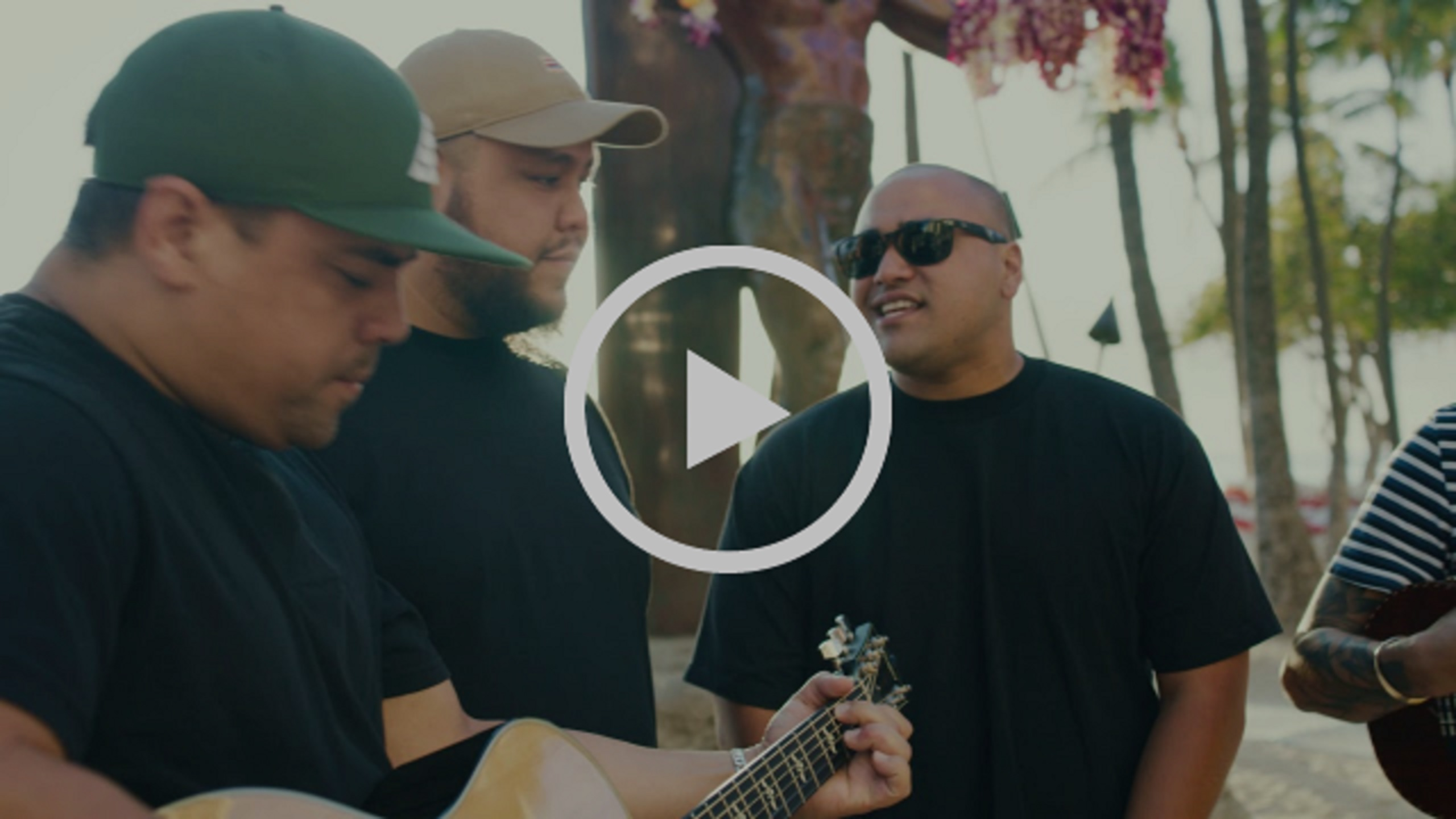 The Green Releases New Acoustic Performance Videos