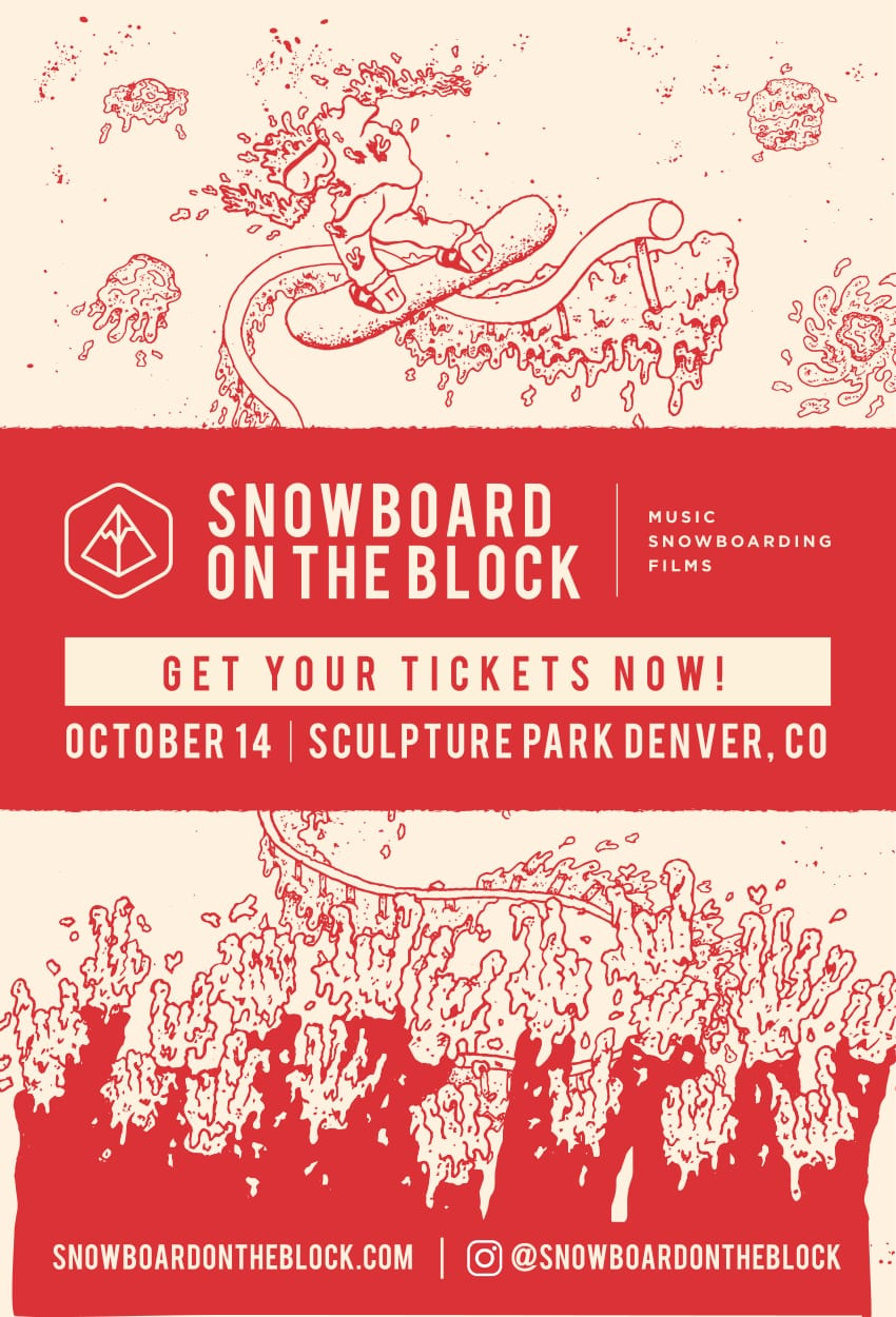 Snowboard on the Block + First Chair Festival