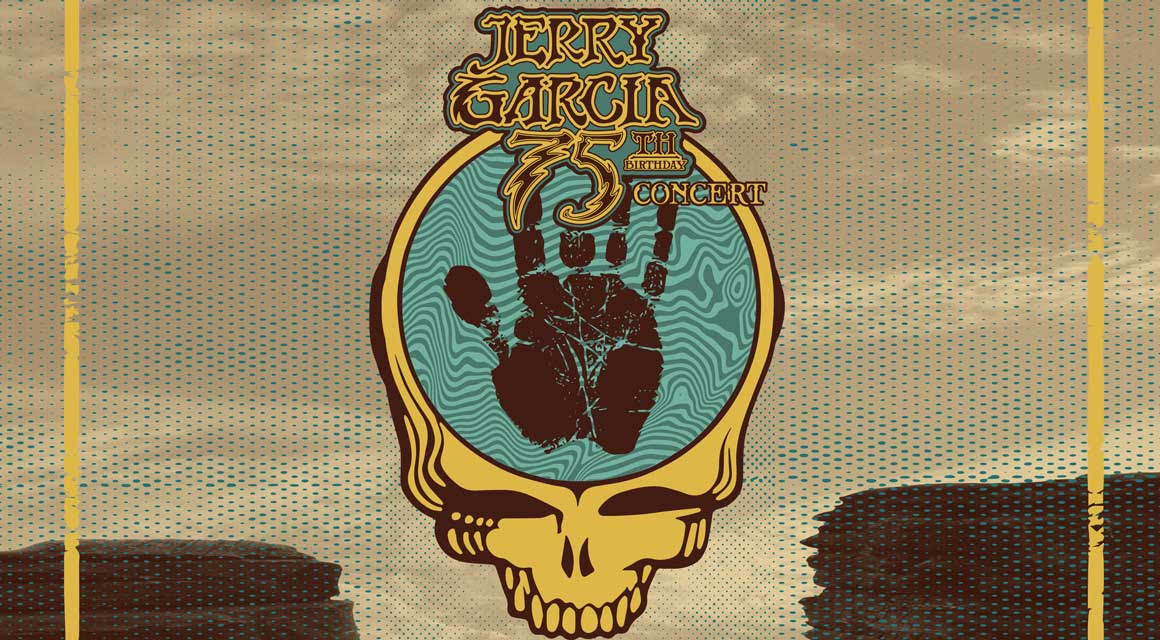 Jerry Garcia 75th Birthday Show this Friday