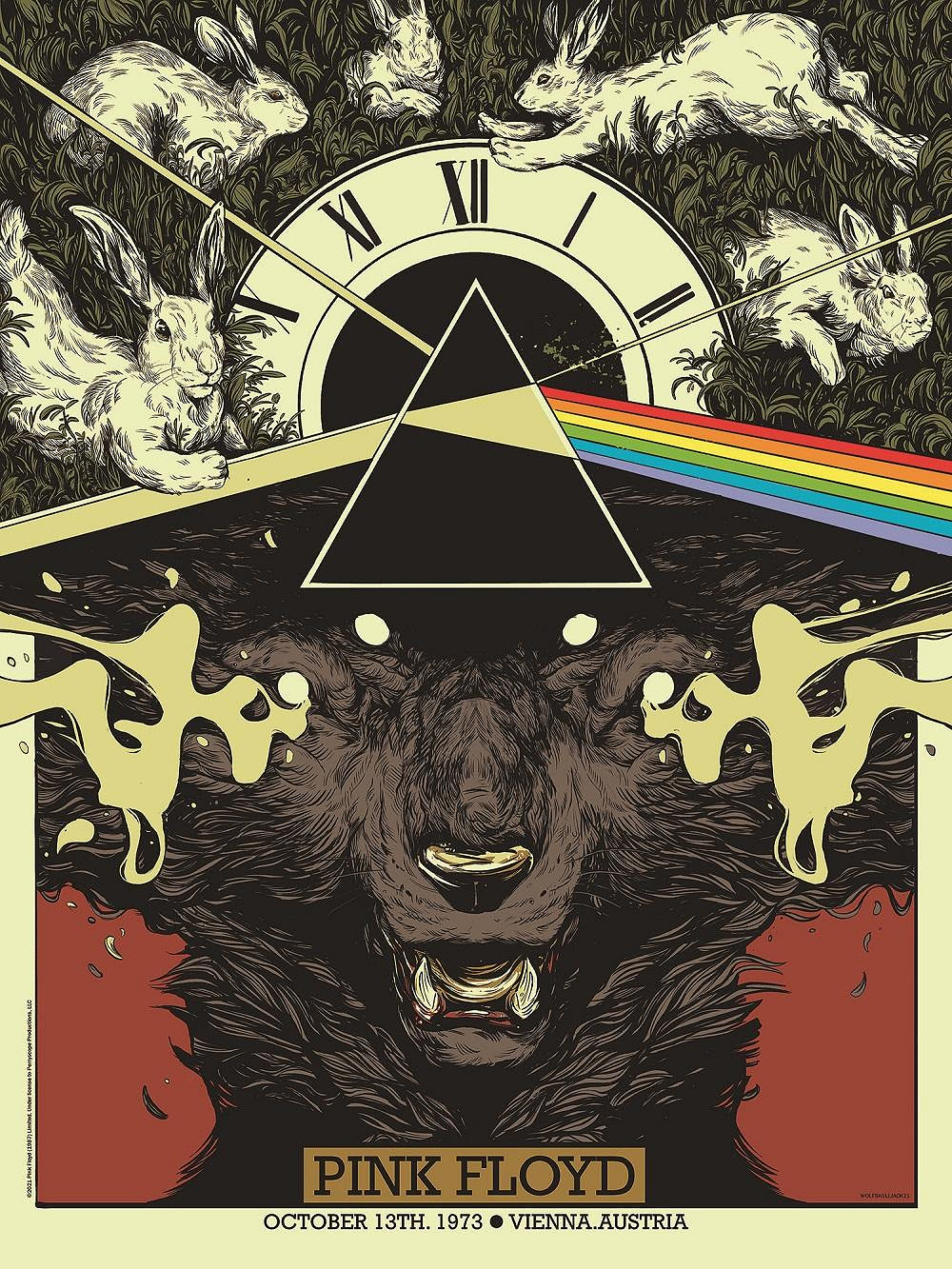 ECHO releases Pink Floyd limited edition print series - available today