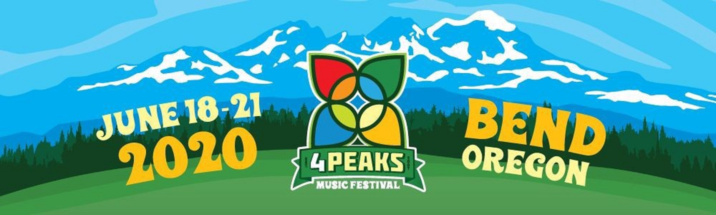 Save The Date for Bend's 13th Annual '4 Peaks Music Festival'