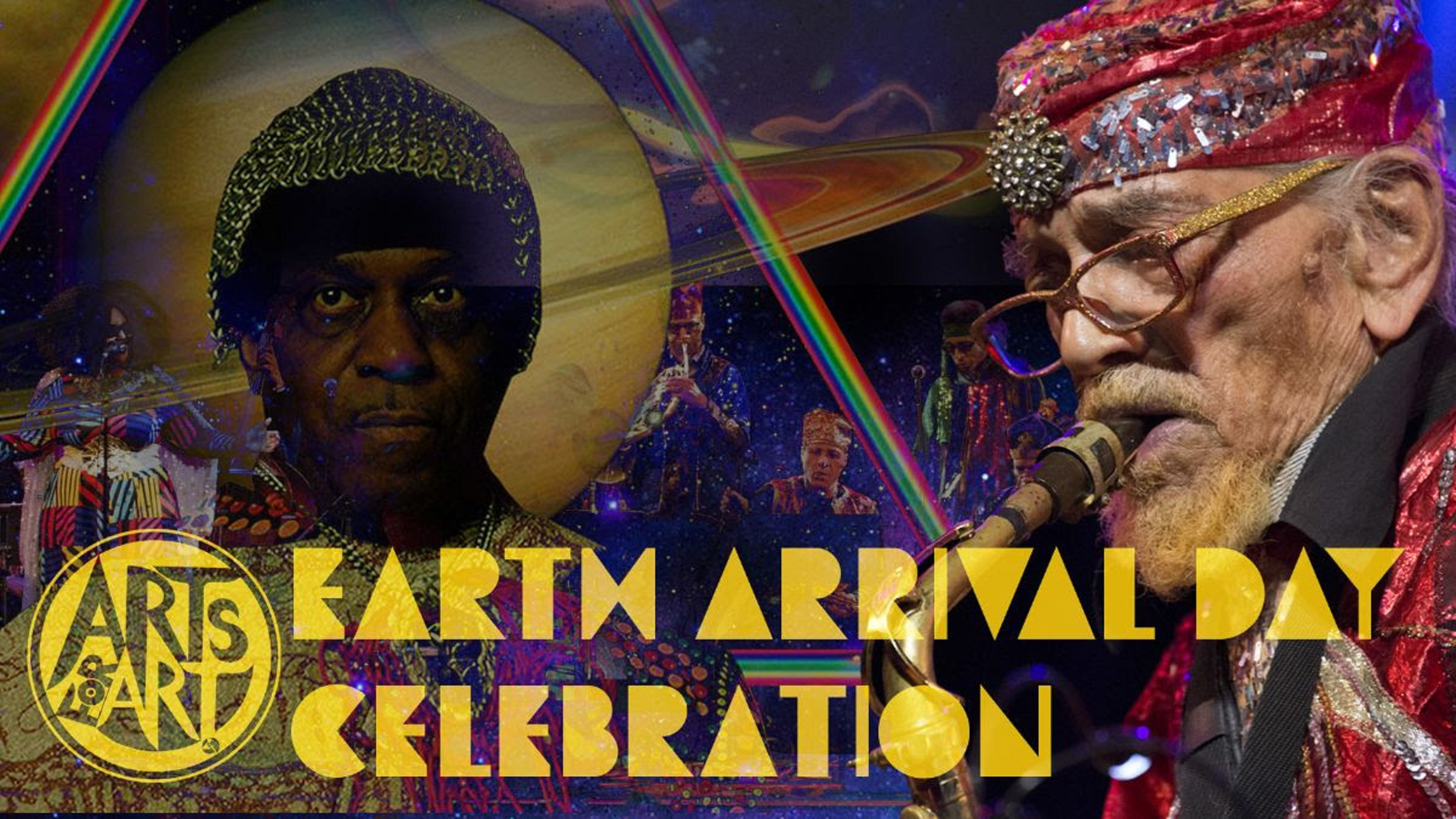Celebrate Sun Ra and Marshall Allen's Earth Arrival Days!