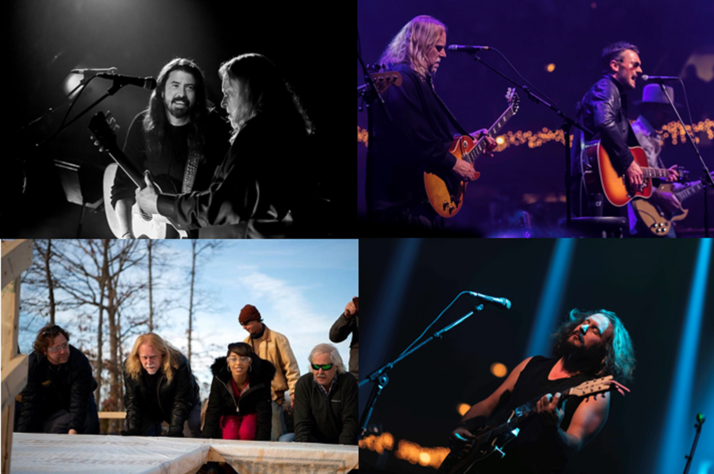Warren Haynes' 30th Annual Christmas Jam Delivers One-Of-A-Kind Musical Surprises In Asheville