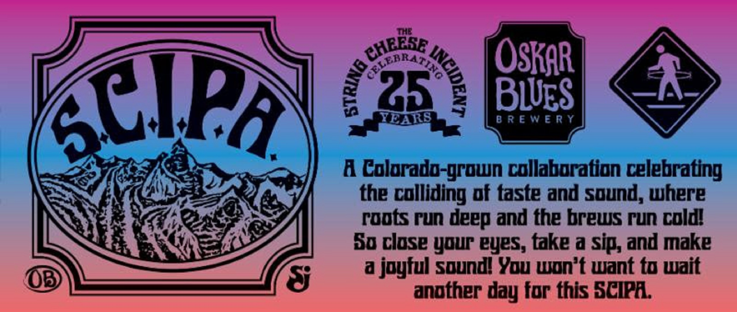 The String Cheese Incident Announces Collaboration w/Oskar Blues Brewery for 25th Anniversary