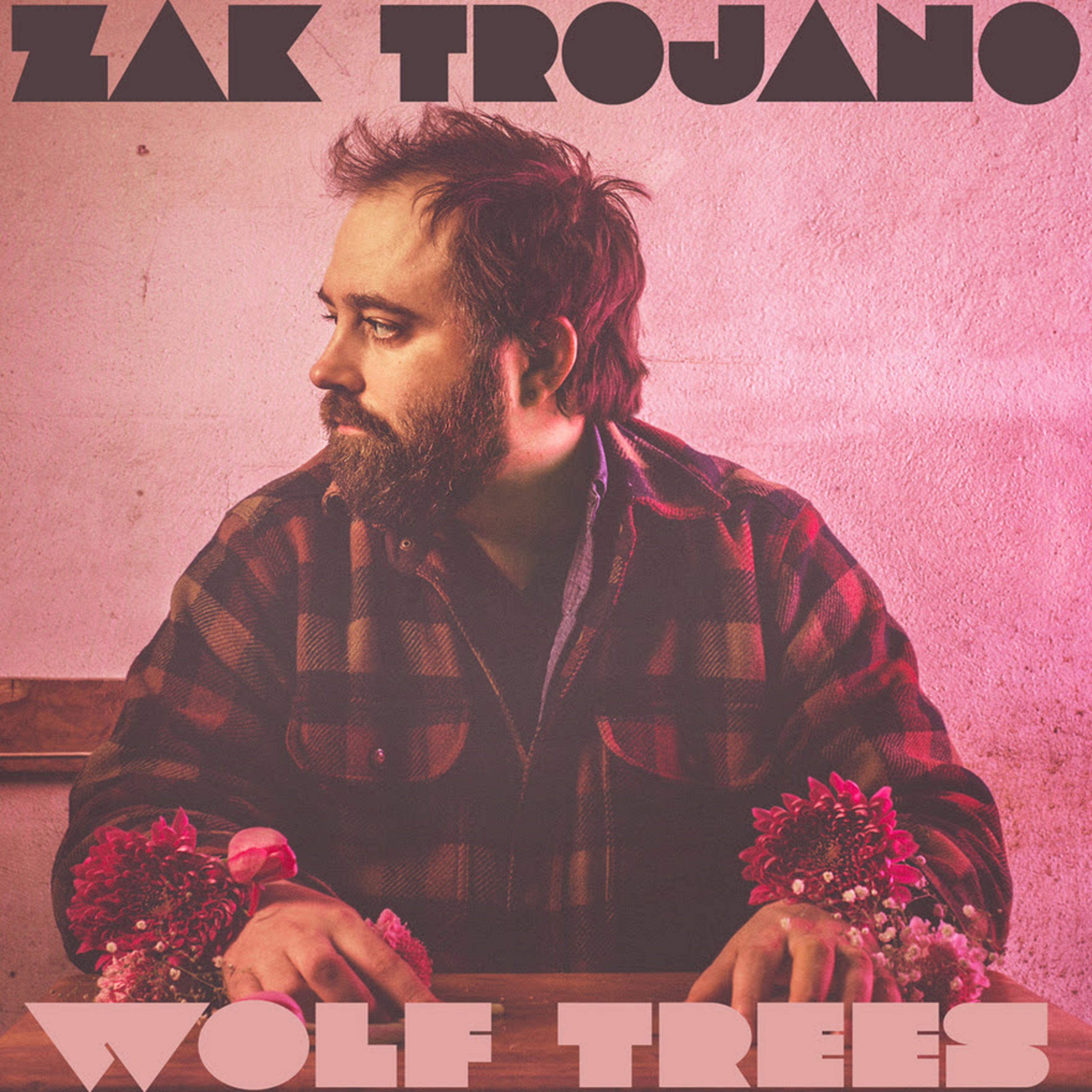 Zak Trojano to Release WOLF TREES on Aug 10