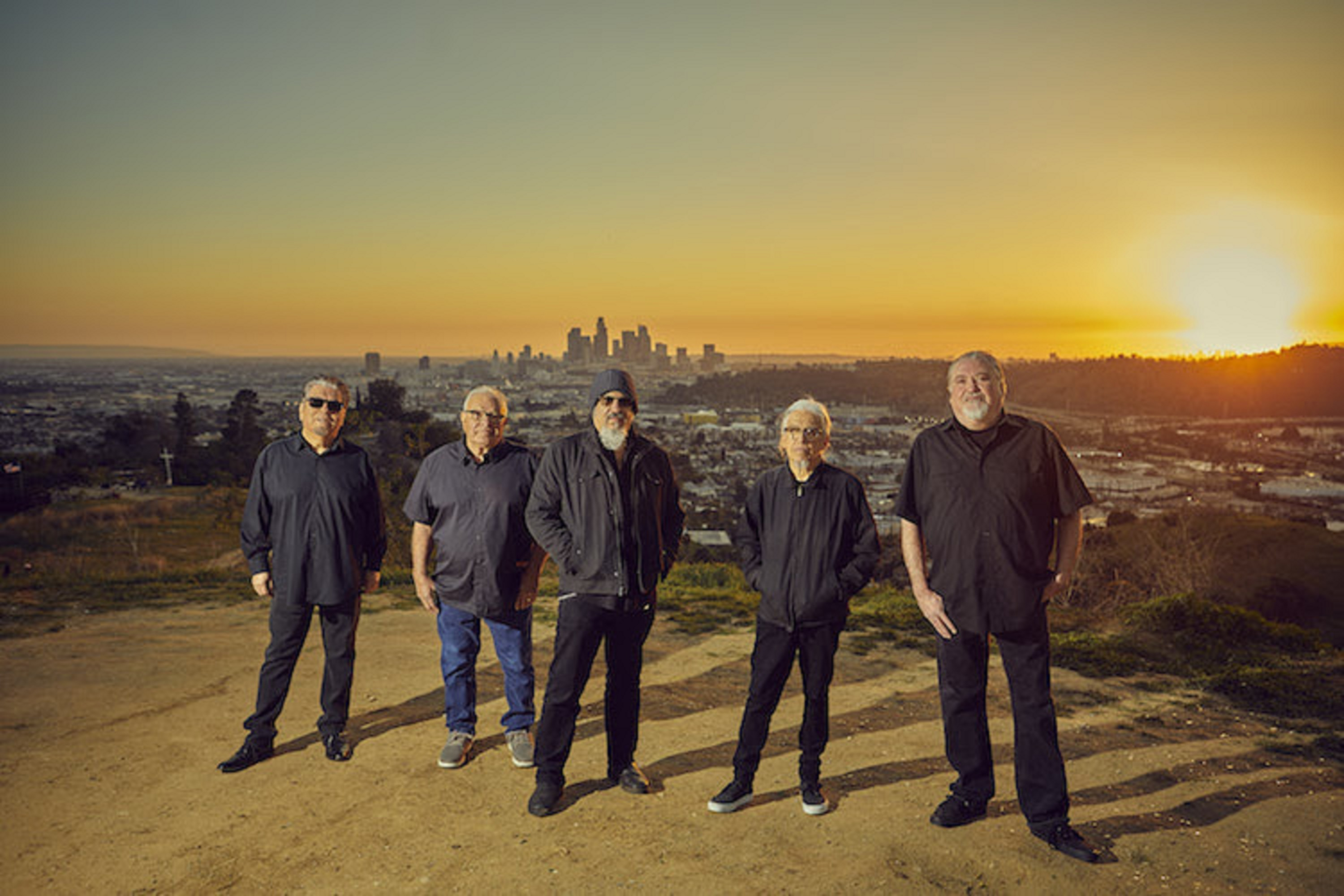 "Los Lobos Return With ""Native Sons"" July 30th"
